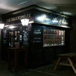 The Shakespeare pub/restaurant near the Barbican
