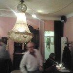 lampadario sala attigua alla principale