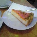 torta al mandarino e pistacchio
