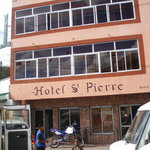 L'hotel St Pierre en centre ville