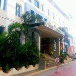 Hotel Front Elevation