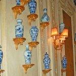 Декор Фарфорового зала