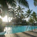 Main pool near beach