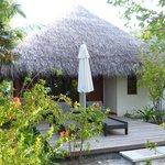 Our jacuzzi villa