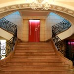 Музей Фредерика Шопена. Лестница