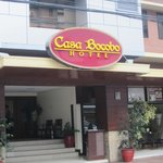 this a pic of Casa Bocobo during my stay