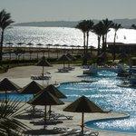 Sehr schönes Hotel in direkter Strandlage!