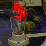 Interesting Light Bulb on Display at Patee House Museum