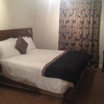 Standard room, clean, warm and with a comfy bed