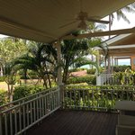 Terrace Sand villa
