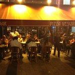 Vesuvio Cafe. 144 Avenue des Champs-Elysees, Париж, Франция