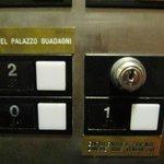 ascensore 2 piano