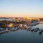 Intracoastal view from the balcony