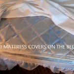 No Mattress Covers