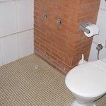 Etat de la salle de bains