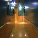Pretty corridor