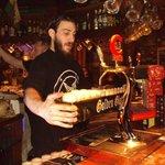 A metre of beer.