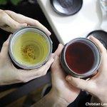 bere insieme il tè