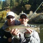 Trout on the Upper Sac