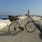 Passeggiata in bicicletta al faro di San Nicolò di Emanuela Talato