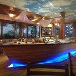 Restaurant Seven Seas, au Sheraton
