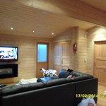 lodge 1 living room area