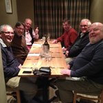 We are the 'Grumpy old Men's Club' from Bath