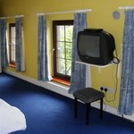 TV and Wi-Fi in the rooms