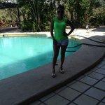 La piscina!!!