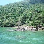 Praias limpíssimas, mas precisam da nossa colaboração para preservar esse paraíso