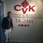 CVK Entrance