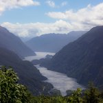 GoOrange Doubtful Sound tour leaving Bella Rosa B & B