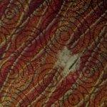 split in carpet