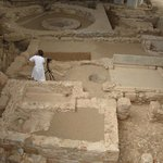Excavations do not stop at the new Acropolis Museum in Athens