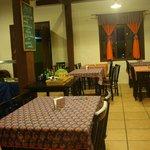 Interior do Restaurante Armação de Sabores