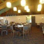 Upper part of Chinook Restaurant