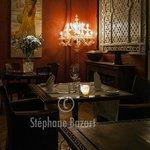 La salle à manger .. ambiance cosy
