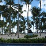 parte del hotel cerca de la playa