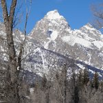 Antelope Flats view of tetons