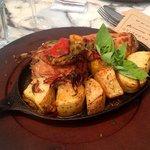 Venerdi Toscano. En Cucina Paradiso, se prepara el conejo igual que lo hace la mamá de Donato.