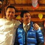 Romuald Fassenet et Arnaud GORINI