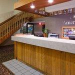 Americ Inn Chippewa Falls Front Desk