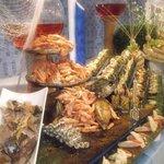 Meeresfrüchte zum Abwinken