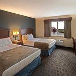 Americ Inn Double Bed