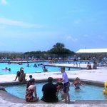 Largest pool on Hilton Head Island