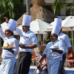 2pm Chefs Parade