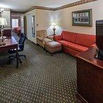 CIS Amarillo Double Room