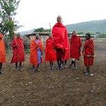 Local Masai Village
