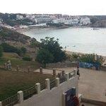 Hotel walk to beach