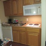 Clean Kitchenette